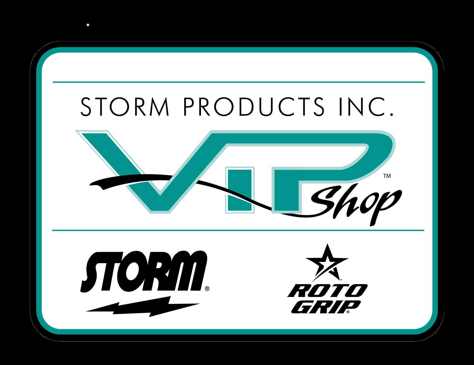 VIP STORMROTO GRIP Logo